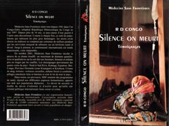 R D CONGO SILENCE ON MEURT