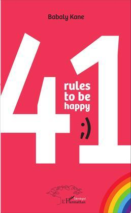 41 rules to be happy