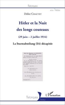 Hitler et la Nuit des longs couteaux