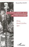 Les populations Akan de Côte d'Ivoire