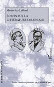 Ecrits sur la littérature coloniale
