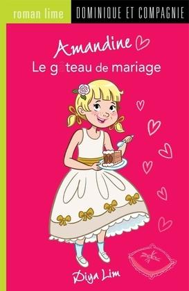 Amandine - Le gâteau de mariage