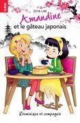 Amandine et le gâteau japonais