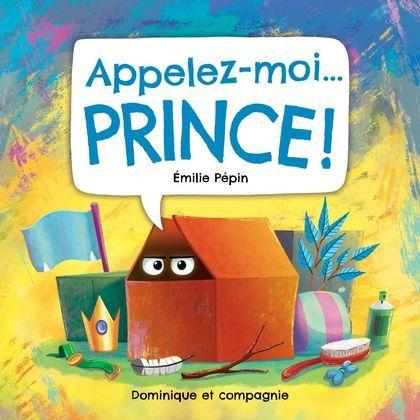 Appelez-moi... Prince !