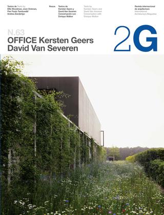 2G N.63 OFFICE Kersten Geers David Van Severen