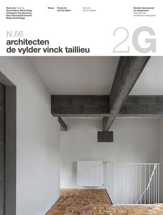 2G N.66 architecten de vylder vinck taillieu