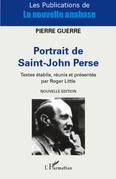 Portrait de Saint-John Perse