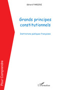 Grands principes constitutionnels
