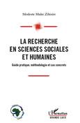 La recherche en sciences sociales et humaines