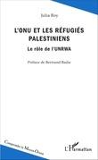 L'ONU et les réfugiés palestiniens