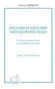 Inclusion et exclusion dans les petites villes