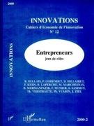 Entrepreneurs, jeux de rôles