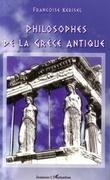 Philosophes de la grèce antique