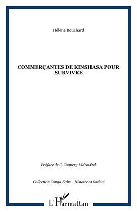 COMMERÇANTES DE KINSHASA pour survivre