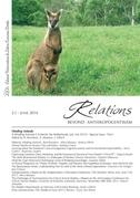 Relations. Beyond Anthropocentrism. Vol. 2 No. 1 (2014). Minding Animals: Part I