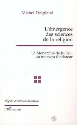 Emergence des sciences de la religion l'