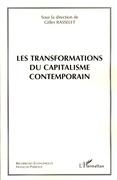 Transformations capitalisme contemporain