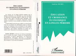 EDUCATION ET CROISSANCE ECONOMIQUE EN LONGUE PERIODE
