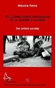 Les combattants musulmans de la guerre d'Algérie