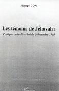 Les témoins de Jéhovah