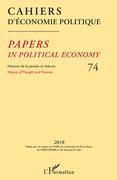 Cahiers d'économie politique 74