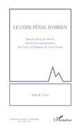 Le code pénal ivoirien