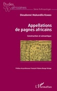 Appellations de pagnes africains