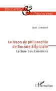 La leçon de philosophie de Socrate à Epictète