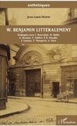 W. Benjamin littéralement