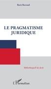 Le pragmatisme juridique