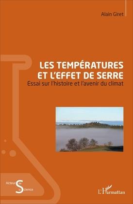 Les températures et l'effet de serre