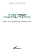 Histoire politique et administrative du Togo