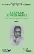 Bernard Binlin Dadié Tome 2
