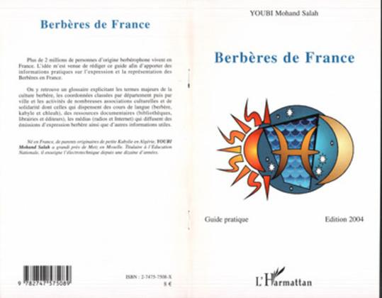 Berbères de france