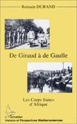 GIRAUD (DE) A DE GAULLE