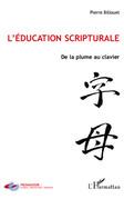 L'éducation scripturale