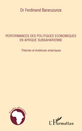 Performances des politiques économiques en Afrique subsaharienne