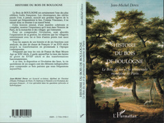 Histoire du bois de Boulogne