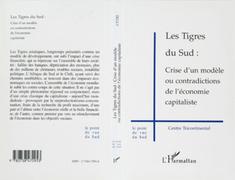 Les Tigres du Sud : Crise d'un Modèle ou Contradictions de l'économie Capitaliste