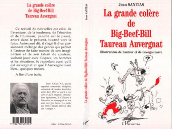 LA GRANDE COLERE DE BIG-BEEF-BILL TAUREAU AUVERGNAT