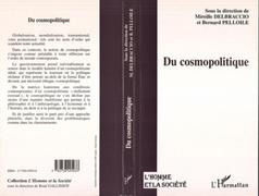 Du cosmopolitique