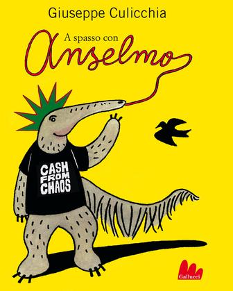 A spasso con Anselmo