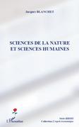 Sciences de la nature et sciences humaines