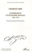 Coopération et économie sociale