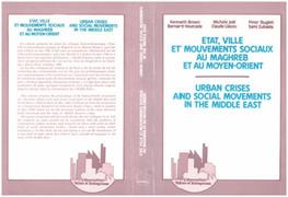 Etat, ville et sociaux au Maghreb et au Moyen-Orient