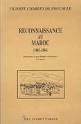 RECONNAISSANCE AU MAROC (1883-1884)