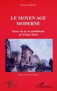 Moyen âge moderne: scéne de lavie quoti