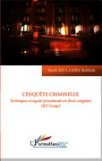 L'enquête criminelle