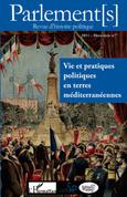 Vie et pratiques politiques en terres méditerranéennes