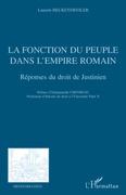 La fonction du peuple dans l'empire romain - réponses du dro